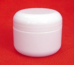 1 oz. plastic jar & twist lid - Product Image