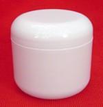 2 oz. plastic jar & twist lid - Product Image