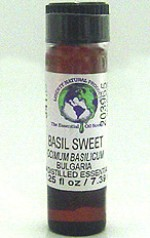 Basil, Sweet - .25 oz. - Product Image