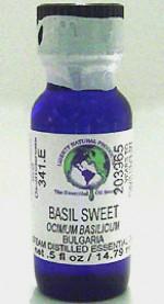 Basil, Sweet  - .25 oz. - Product Image