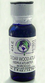 Cedarwood - .5 oz. - Product Image