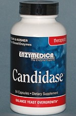 Candidase -  84 caps - Product Image