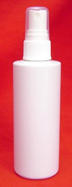 4 oz. plastic bottle with spray-top - Product Image
