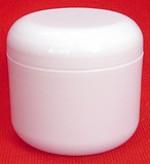 4 oz. plastic jar & twist lid - Product Image