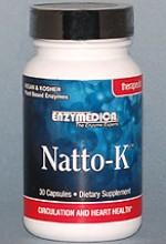 Natto-K -  30 caps - Product Image