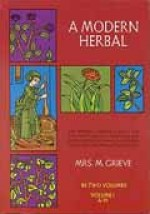 A Modern Herbal Volume 1 - Mrs. M. Grieve (Paperback) - Product Image