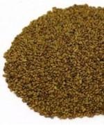 Alfalfa Seed Whole - Organic - Per Ounce/Oz. - Product Image