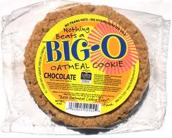 Big-O Oatmeal Cookies - Product Image