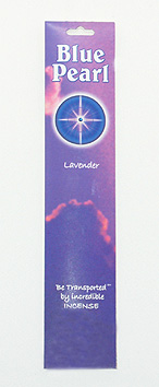 Blue Pearl Lavender Incense - .35 oz. - Product Image
