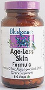 Bluebonnet Age-Less Skin Formula - 120 vcaps - Product Image