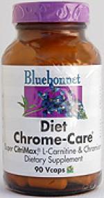 Bluebonnet Diet Chrome-Care - 90 vcaps - Product Image