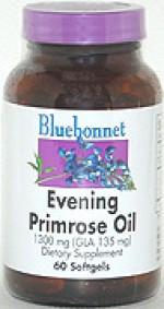 Bluebonnet Evening Primrose Oil 1300 mg. - 60 softgels - Product Image