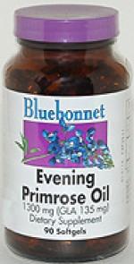 Bluebonnet Evening Primrose Oil 1300 mg. - 90 softgels - Product Image
