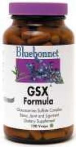 Bluebonnet GSX Formula - 120 vcaps - Product Image