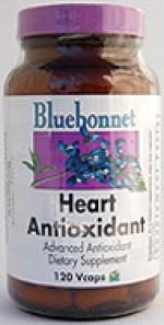 Bluebonnet Heart Antioxidant - 120 vcaps - Product Image