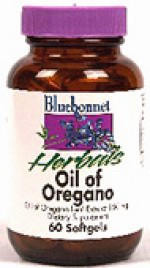 Bluebonnet Oil of Oregano Leaf Extract Softgels - 60 softgels - Product Image