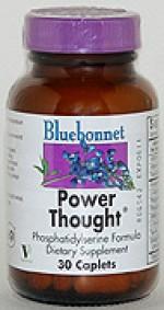 Bluebonnet Power Thought Caplets - 30 caplets - Product Image