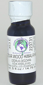 Cedarwood, Himalayan - .5 oz. - Product Image