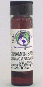 Cinnamon Bark - .25 oz. - Product Image