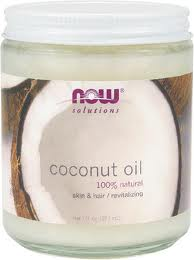 NOW - Coconut Oil Pure - Product Image