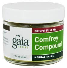 Comfrey Compound Salve - Product Image