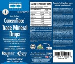 ConcenTrace Trace mineral Drops 2oz - Product Image
