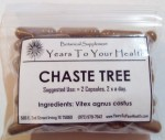 Chaste Tree (Vitex) - 50 Capsules - Product Image