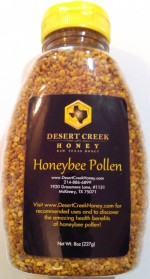 Desert Creek Honey, Bee Pollen Granules - 8 oz. - Product Image