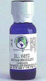 Dill Weed - .5 oz. - Product Image