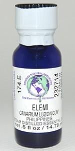 Elemi - .5 oz. - Product Image