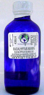 Eucalyptus 80/85% Cineole - 4 oz. - Product Image