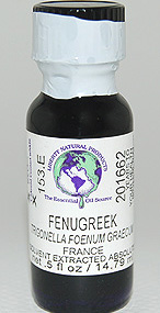 Fenugreek Absolute - .5 oz. - Product Image