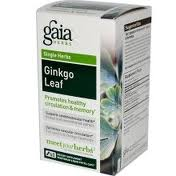 GINKGO LEAF  - Product Image