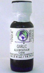 Garlic - .5 oz. - Product Image