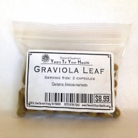 Graviola Capsules - Product Image