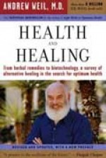 Health and Healing - Andrew Weil, M.D. (Paperback) - Product Image