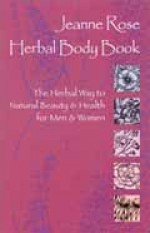 Herbal Body Book - Jeanne Rose (Paperback) - Product Image