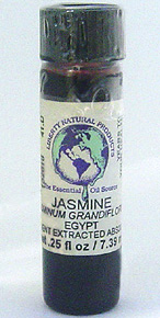 Jasmine Grandiflorum Absolute - .25 oz. - Product Image