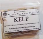 Kelp - 50 Capsules - Product Image