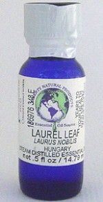 Laurel Leaf - .5 oz. - Product Image