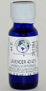 Lavender, French 40/42% - .5 oz. - Product Image