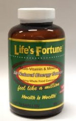 Life's Fortune Multi-vitamin and mineral - Product Image