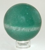 Light Green Aventurine Sphere - Product Image