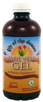 Lily of the Valley Aloe Vera *Gel* - Inner Fillet, 32 oz. - Product Image