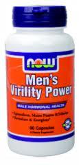NOW - MENS VIRILITY POWER - Product Image