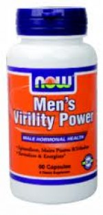 NOW - MENS VIRILITY POWER - Product Image