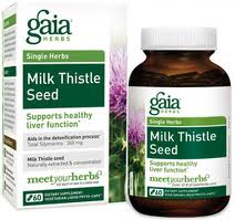 MILK THISTLE SEED  - Product Image