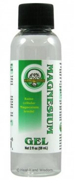 Magnesium Gel with Seaweed Extract - 2 oz. - Product Image