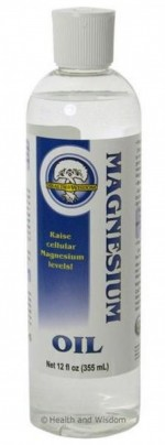 Magnesium Oil - 12 oz. - Product Image