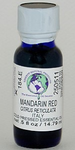 Mandarin, Red - .5 oz. - Product Image